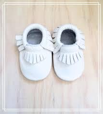 moccasins white
