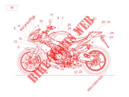stickers for aprilia tuono v4 factory