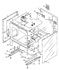stove range parts. amana parts - breville oven stove range