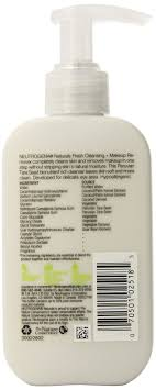 neutrogena naturals fresh cleansing and makeup remover 6 fl oz