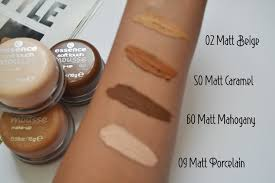 essence soft touch mousse make up 2