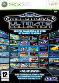 Sega Mega Drive Ultimate Collection RGH Xbox360 [Mega, Openload+]