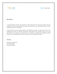6 Free Printable Authorization Letter Formats And Samples