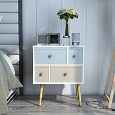 dining room chest of drawers. Unique Drawers Lifewit Modern Nightstand Side End Table Bedroom Living Room Sitting 4  Drawers White  Inside Dining Chest Of Drawers T