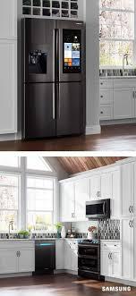 kitchen ideas white cabinets black appliances. House Appliances White Kitchen Floor Cabinets Black Ideas M