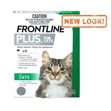 frontline plus ingredients. Frontline Ingredients Plus For Cats Cat Flea Treatment Spray