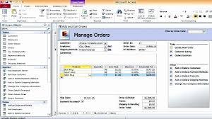 Microsoft Access 2010 Template Unique Ms Access Templates
