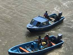 Image result for Boat Capsizes In Lagos