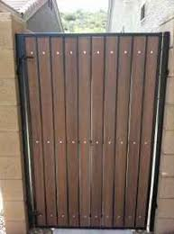 Small Picture Garden gates and side gates handcrafted in the UK to any width