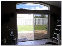 window for sliding glass doors