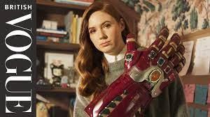 Inside Avengers Star Karen Gillan's ...