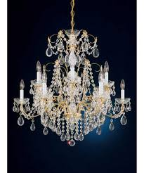 schonbek lighting madison 30 inch wide 12 light chandelier and austrian crystal chandeliers also ceiling crystal