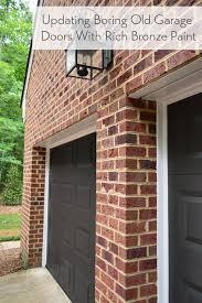 paint garage doorBest 25 Garage door colors ideas on Pinterest  Painted garage