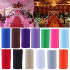 Tulle Fabric Wedding Decorations Tulle Wedding Decorations Reviews Online Shopping Tulle Wedding