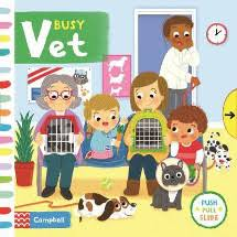 board book interactive book rhyme this is one of the busy book series prising more than 20 les that includes busy cafe busy park