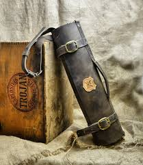 gifts for chefs leather knife roll