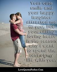 Smile Quotes For Her And Him On We Heart It Inspiration Love Quotes For Her Download
