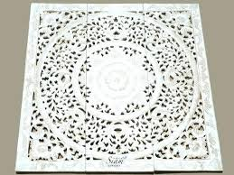 carved wall decor white carved wall decor white washed carved white wood wall art panel fl carved wall decor