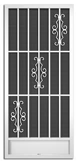 black metal screen doors. Genevieve Screen Door. Aluminum Black Metal Doors I