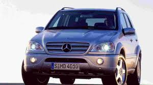 Mercedes Benz ML55 AMG Review! - YouTube