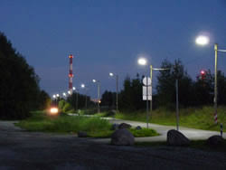 Why <b>Solar Power</b> and <b>LED</b> Lighting Makes a Perfect Combination