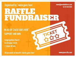 Raffle Event Create Beautiful Event Flyers That Grab Attention Design Wizard