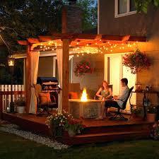 outdoor patio lighting ideas diy. Best Outdoor Patio Lighting Ideas Deck Decorating Solar Lights Pictures Photos Diy Y
