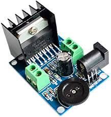 Audio Power Amplifier DC 6 to 18V <b>TDA7297 Module Double</b> ...