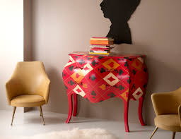 painted red furniture. Red Painted Wood Furniture I