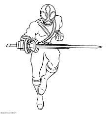 Ultimate Red Power Ranger Coloring Page Rangers Pages Luxury Mighty
