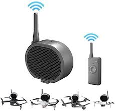 Quadcopters & Accessories Yifant Drone Megaphone <b>Wireless</b> ...