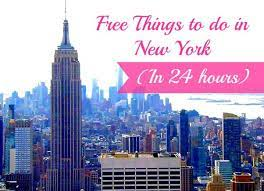 free things to do in new york in 24