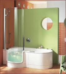 walk in bathtub with shower enclosure home design ideas cozy