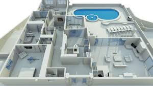 best house plans design ideas for home entranching modern house floor plans with swimming pool