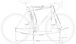 Mtb Geometry Chart Bicycle Geometry Chart Just Riding Along