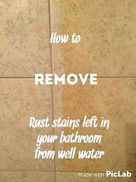 remove rust stain from bathtub how to remove rust stains from bathroom tiles how to remove rust stains left in your how to remove rust stains from bathroom