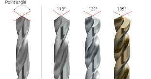 Drill Point Chart 8 Features Of A Twist Drill And Its Functions Ruko
