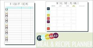 Thanksgiving Grocery List Template Thanksgiving Planner Template Greenfeathers Co