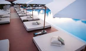 Pool Beds beach pool beds - sun beach pool timisoara
