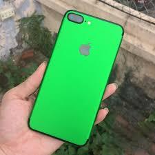 Dán Skin cho iPhone 11 Pro Max màu Xanh lá, giá chỉ 55,000đ! Mua ngay kẻo  hết!
