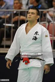 Aaron Phillip Wolf looks on during day one of the All Japan Judo... News  Photo - Getty Images