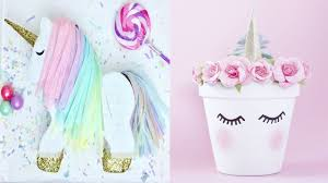 diy room decor easy crafts ideas at home must see diy unicorns