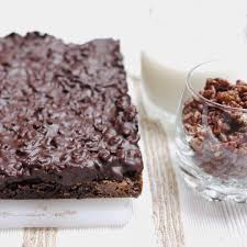 Nutella Topped Brownies Nutella Crustabakes