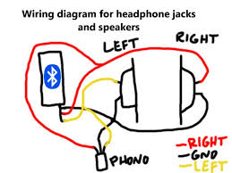 mono headset sliced wires diagram headset with mic wiring diagram headphone jack with mic wiring diagram at Wiring Diagram For Headphones
