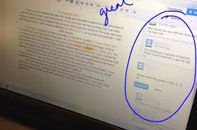 the technology infused classroom google docs and essay revision  my students revised my essay for about 30 minutes and i received some wonderful suggestions when they were done i had them share the link me the