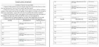 How To Write Petition Guide Gorgeous Petition Sheet Template Zeneico