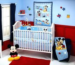 mickey mouse best friends crib bedding baby vintage nursery and