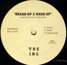 ashanti feat black child breakup 2 makeup remix vinyl at discogs
