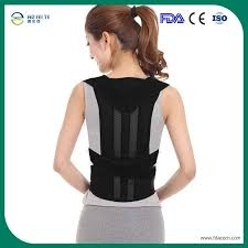 Lumbar Support Back Posture Corrector Corset Belt Orthopedic For Men Women Children