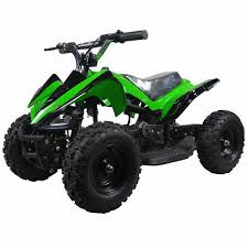 amazon com kids atv electric youth quad sport for children with